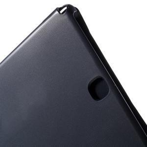 Trifold polohovatelné pouzdro na Samsung Galaxy Tab A 9.7 - tmavěmodré - 7