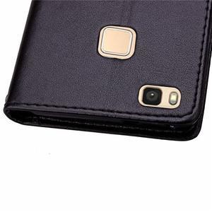 Cloverleaf peněženkové pouzdro na Huawei P9 Lite - černé - 7