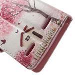 Emotive peněženkové pouzdro na mobil Lenovo A6000 - domov - 7/7
