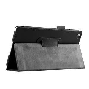 Dvoupolohové pouzdro na tablet Lenovo Tab 2 A8-50 - černé - 7