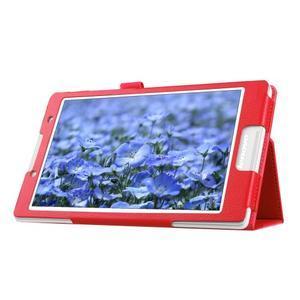 Dvoupolohové pouzdro na tablet Lenovo Tab 2 A8-50 - červené - 7