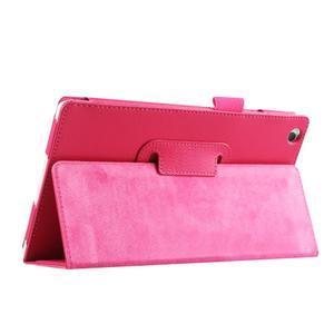 Dvoupolohové pouzdro na tablet Lenovo Tab 2 A8-50 - rose - 7