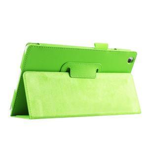 Dvoupolohové pouzdro na tablet Lenovo Tab 2 A8-50 - zelené - 7