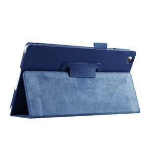 Dvoupolohové pouzdro na tablet Lenovo Tab 2 A8-50 - tmavěmodré - 7