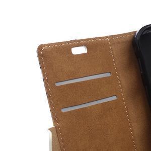 Peněženkové pouzdro na mobil Microsfot Lumia 550 - královská koruna - 7