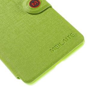 Solid pouzdro na mobil Microsoft Lumia 535 - zelené - 7