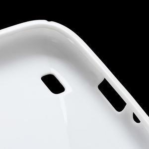 S-line gelový obal na Samsung Galaxy S4 - bílý - 7