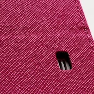 Fancy peněženkové pouzdro na Samsung Galaxy S4 -  rose - 7