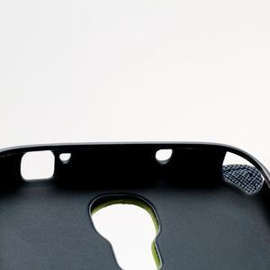 Fancy peněženkové pouzdro na Samsung Galaxy S4 - zelené - 7