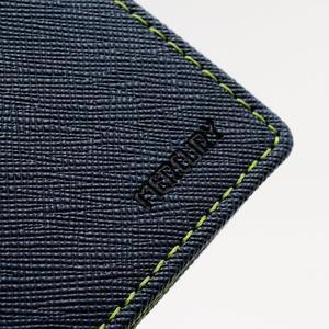 Fancy peněženkové pouzdro na Samsung Galaxy S4 - tmavěmodré - 7