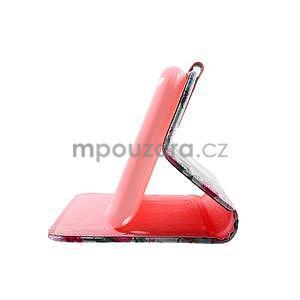 Peněženkové pouzdro na Sony Xperia E4g - Eiffelova věž - 7
