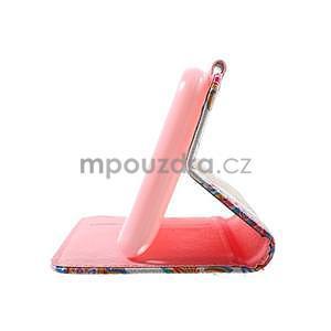 Peněženkové pouzdro na Sony Xperia E4g - mandala - 7