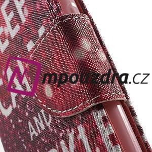 Emotive peněženkové pouzdro na Huawei Y5 II - Keep Calm - 7