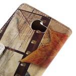 Emotive peněženkové pouzdro na Huawei Y6 II Compact - Eiffelka - 7/7