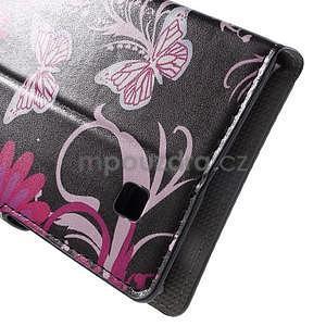 Pěněženkové pouzdro na LG G4c H525n - motýlci - 7