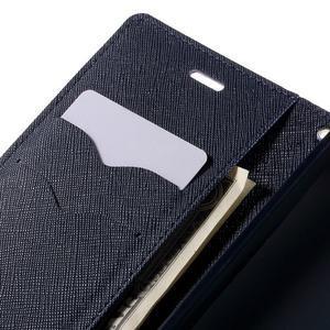 Diary stylové pouzdro na Asus Zenfone 2 Laser - fialové - 7