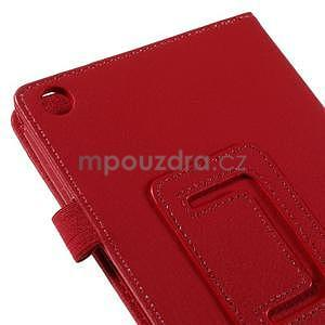 Koženkové pouzdro na tablet Asus ZenPad 7.0 Z370CG - červené - 7