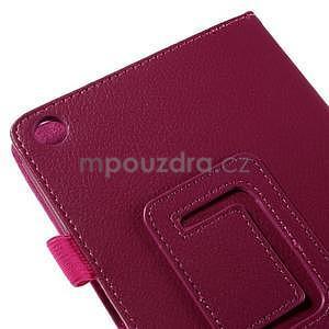 Koženkové pouzdro na tablet Asus ZenPad 7.0 Z370CG - rose - 7