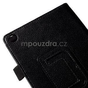 Koženkové pouzdro na tablet Asus ZenPad 7.0 Z370CG - černé - 7