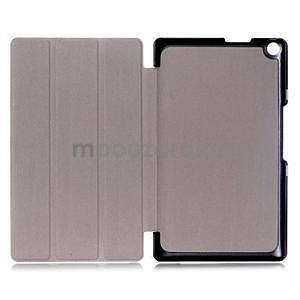 Třípolohové pouzdro na tablet Asus ZenPad 8.0 Z380C - hnědé - 7
