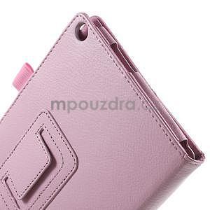 Safety polohovatelné pouzdro na tablet Asus ZenPad 8.0 Z380C - růžové - 7