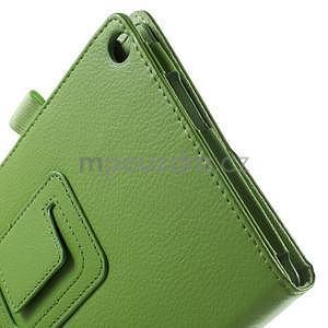 Safety polohovatelné pouzdro na tablet Asus ZenPad 8.0 Z380C - zelené - 7