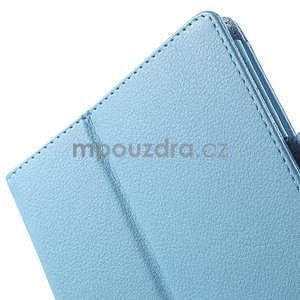 Safety polohovatelné pouzdro na tablet Asus ZenPad 8.0 Z380C - světlemodré - 7