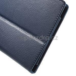 Safety polohovatelné pouzdro na tablet Asus ZenPad 8.0 Z380C - tmavěmodré - 7
