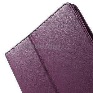 Safety polohovatelné pouzdro na tablet Asus ZenPad 8.0 Z380C - fialové - 7