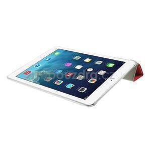 Origami ochranné pouzdro na Apple iPad Air - červené - 7