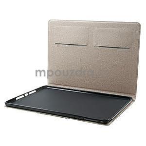 Elegant polohovatelné pouzdro na iPad Air 2 - champagne - 7