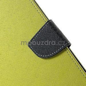 Excelent Diary pouzdro pro iPad Air 2 - zelené - 7