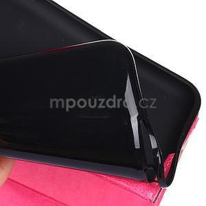 Fashion style pouzdro na iPad Air 2 - rose - 7