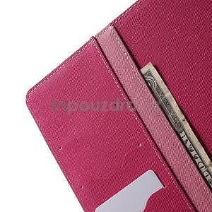 Excelent Diary pouzdro pro iPad Air 2 - růžové - 7