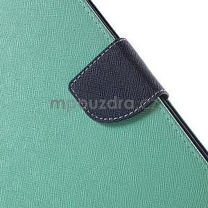 Excelent Diary pouzdro pro iPad Air 2 - azurové - 7