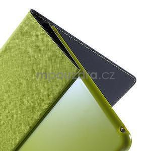 Excelent Diary pouzdro pro iPad Air 2 - tmavěmodré - 7