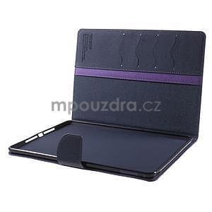 Excelent Diary pouzdro pro iPad Air 2 - fialové - 7