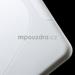 S-line gelový obal na iPad Air 2 - bílý - 7