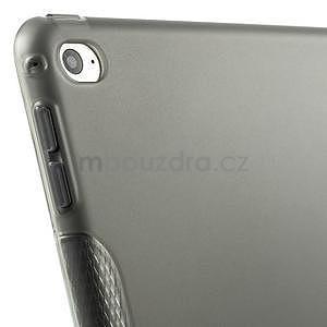 S-line gelový obal na iPad Air 2 - šedý - 7