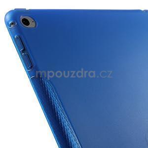 S-line gelový obal na iPad Air 2 - modrý - 7