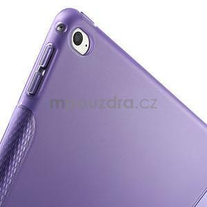 S-line gelový obal na iPad Air 2 - fialový - 7