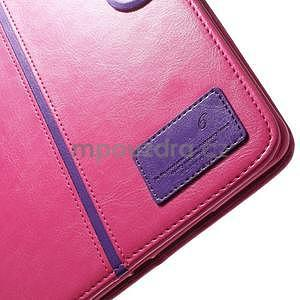 Daffi elegantní pouzdro na iPad Air 2 - rose - 7