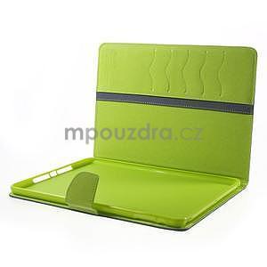Diary peněženkové pouzdro na iPad Air - tmavěmodré - 7