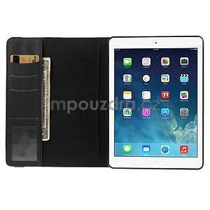 Circ otočné pouzdro na Apple iPad Air - černé - 7