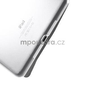 Classic tří polohové pouzdro na iPad Mini 3, ipad Mini 2 a na iPad Mini - bílé - 7