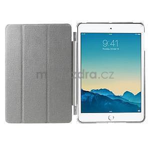 Classic tří polohové pouzdro na iPad Mini 3, ipad Mini 2 a na iPad Mini - šedé - 7