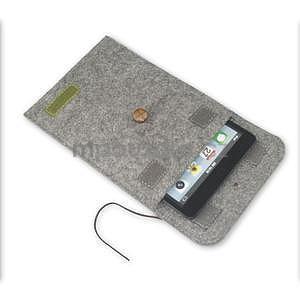 Envelope univerzální pouzdro na tablet 22 x 16 cm - zelené - 7
