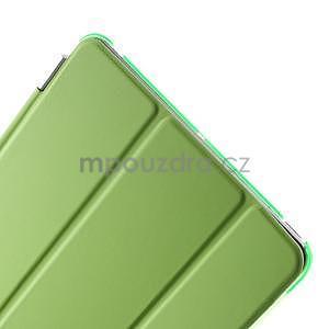 Classic tří polohové pouzdro na iPad Mini 3, ipad Mini 2 a na iPad Mini - zelené - 7