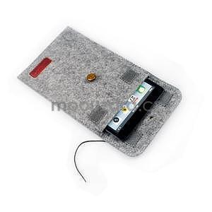 Envelope univerzální pouzdro na tablet 22 x 16 cm - červené - 7