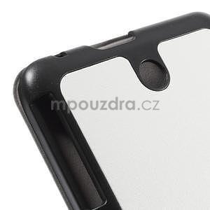 Supreme polohovatelné pouzdro na tablet Asus Memo Pad 7 ME176C - bílé - 7